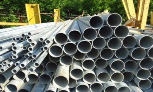 Pipes for Metal Structures