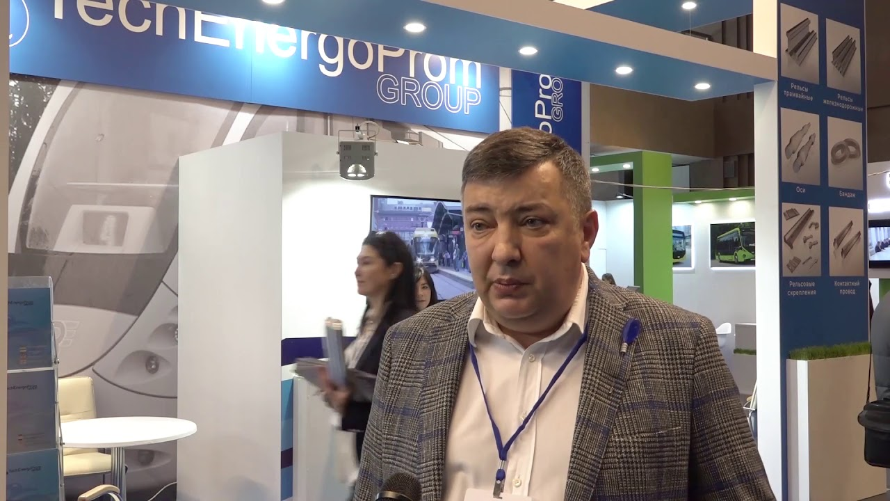 VADIM SAVUSHKIN | PRESIDENT OF THE TECHENERGOPROM GROUP